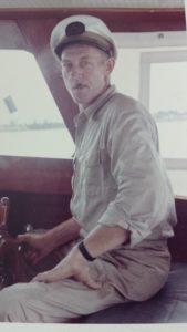 Captain Al Keuning, 1963